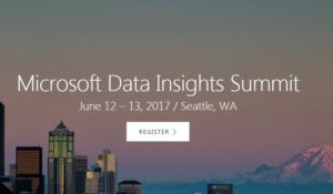 Microsoft-Data-Insights-Summit-2017